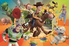 Toy Story 4: Příběh hraček - Trefl