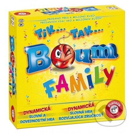 Tik Tak Bum Family - Piatnik
