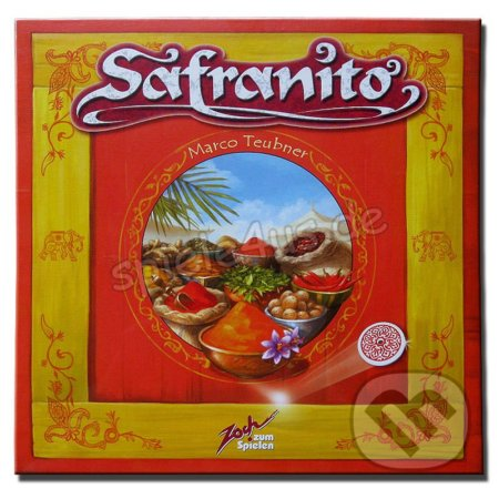 Safranito - REXhry