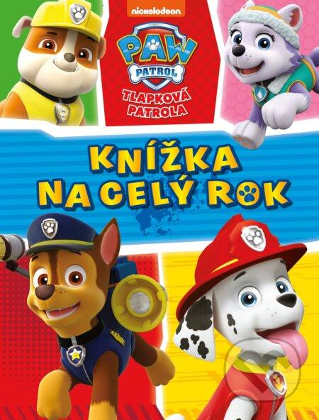 Fatimma.cz Tlapková patrola: Knížka na celý rok Image