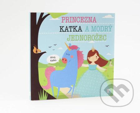 Fatimma.cz Princezna Katka a modrý jednorožec Image