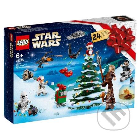LEGO Star Wars 75245 Adventný kalendár - LEGO