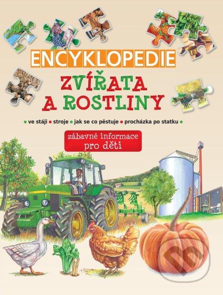 Encyklopedie Zvířata a rostliny -