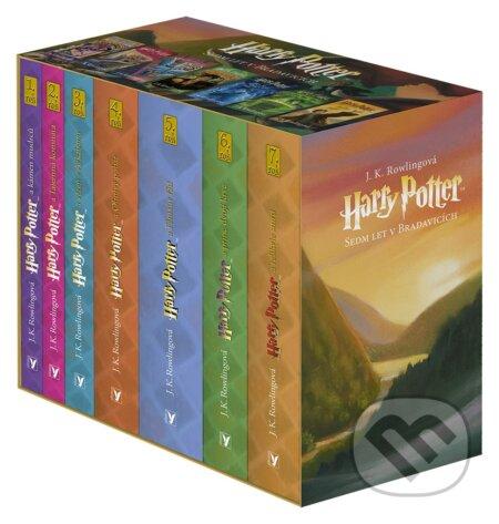 Interdrought2020.com Harry Potter (BOX 1 - 7) Image