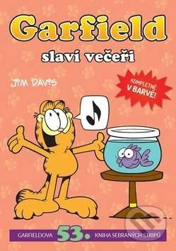 Interdrought2020.com Garfield 53: Garfield slaví večeři Image