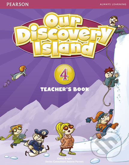 Our Discovery Island 4 - Teacher's Book - Catherine Bright