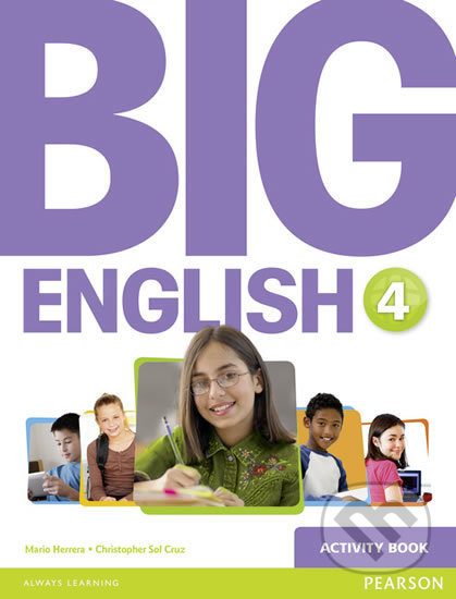 Big English 4 - Activity Book - Mario Herrera