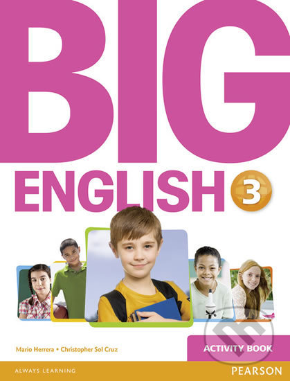 Big English 3 - Activity Book - Mario Herrera