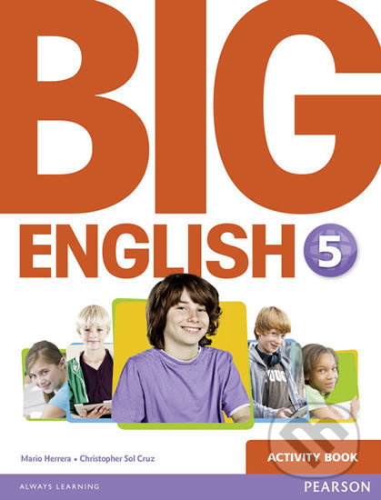 Big English 5 - Activity Book - Mario Herrera