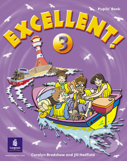 Excellent! 3 - Pupil's Book - Jill Hadfield