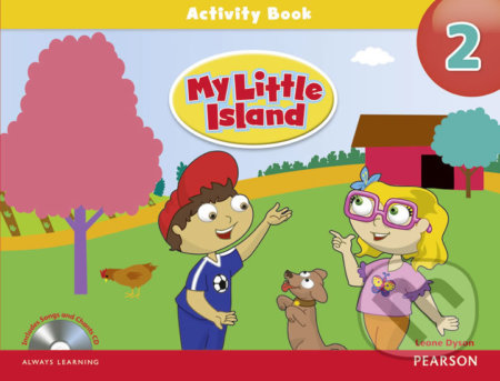 My Little Island 2 - Activity Book - Leone Dyson