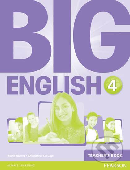 Big English 4 - Teacher's Book - Mario Herrera