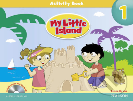 My Little Island 1 - Activity Book - Leone Dyson