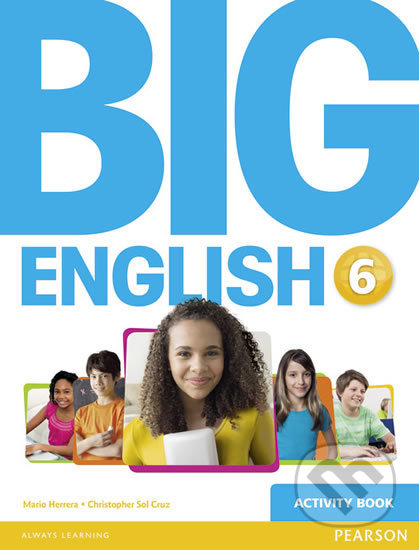 Big English 6 - Activity Book - Mario Herrera