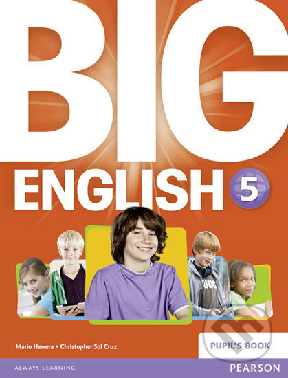 Big English 5 - Pupil's Book - Mario Herrera