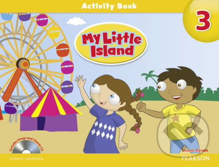My Little Island 3 - Activity Book - Leone Dyson