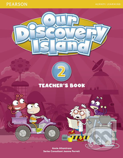 Our Discovery Island 2 - Teacher's Book - Annie Altamirano