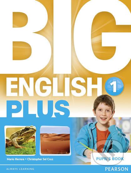 Big English Plus 1 - Pupil's Book - Mario Herrera