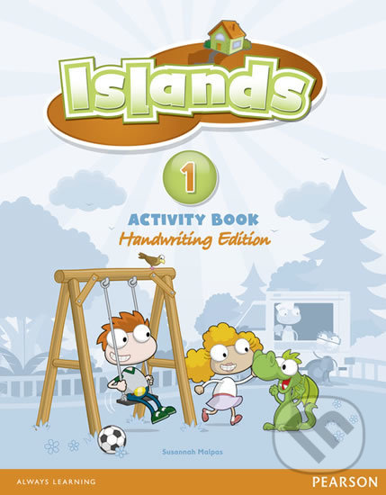 Islands 1 - Handwriting Edition - Activity Book - Susannah Malpas