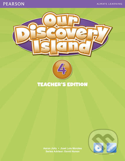 Our Discovery Island 4 - Teacher's Book - Pearson