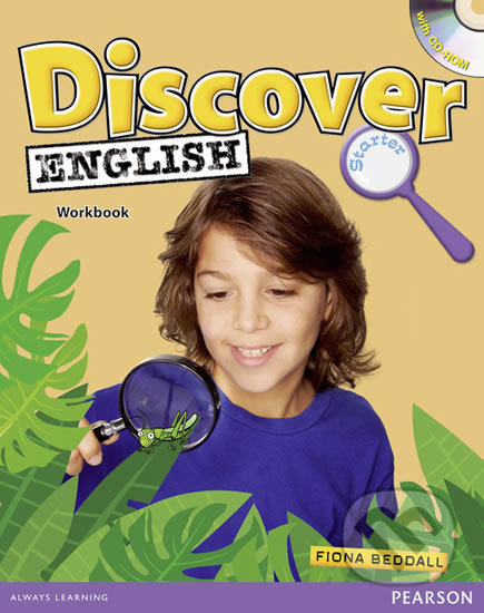 Discover English - Starter - Activity Book - Fiona Beddall