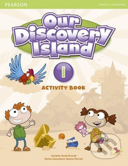 Our Discovery Island 1 - Activity book - Linnette Erocak
