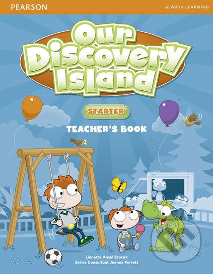 Our Discovery Island - Starter - Teacher's Book - Linnette Erocak