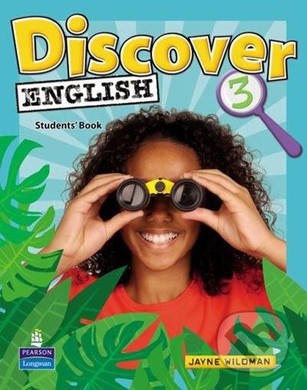 Discover English 3 - Students' Book - Jayne Wildman