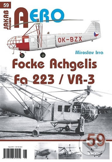Aero: Focke Achgelis Fa 223/VR 3 - Miroslav Irra