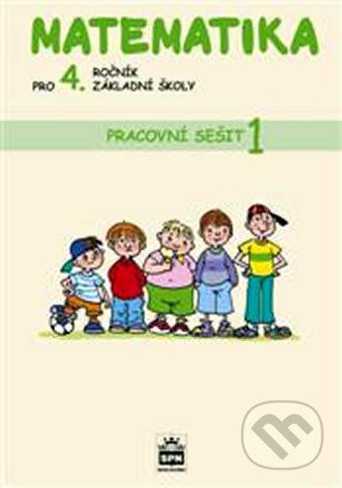 Matematika pro 4. ročník základní školy - L. Eiblová, M. Ausbergerová