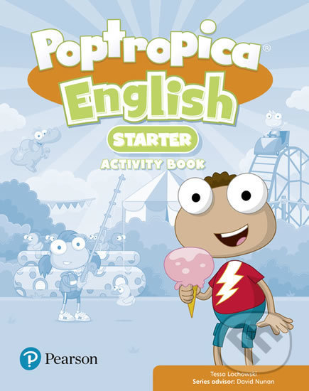 Poptropica English: Starter - Activity Book - Tessa Lochowski
