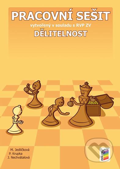 Interdrought2020.com Matematika - Dělitelnost (pracovní sešit) Image