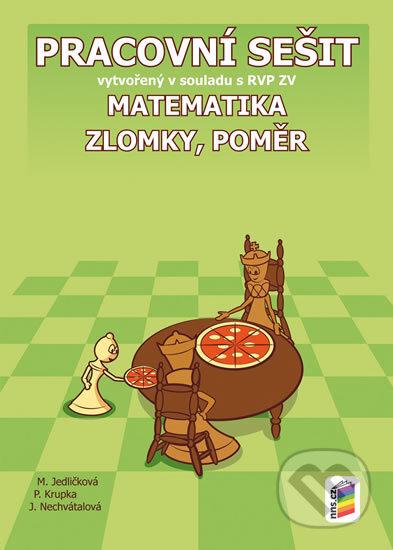 Peticenemocnicesusice.cz Matematika - Zlomky a poměr - Pracovní sešit Image
