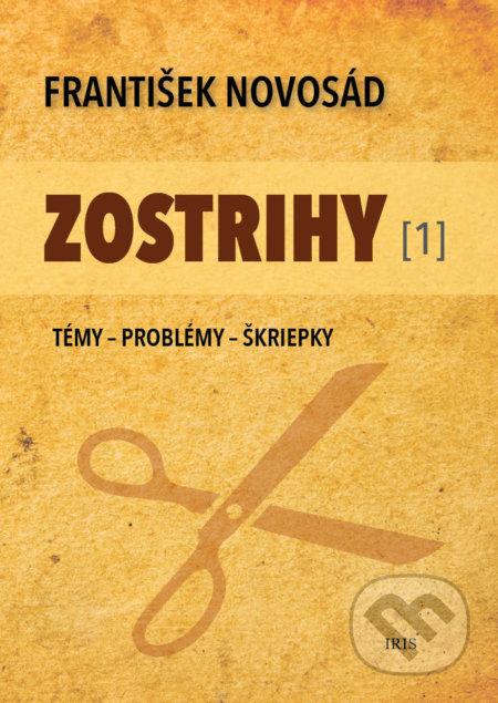 Zostrihy - František Novosád