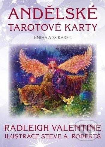 Andělské tarotové karty - Valentine, Radleigh