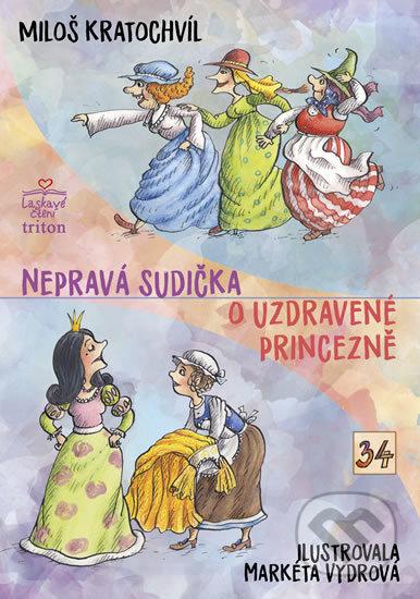 Fatimma.cz Nepravá sudička, O uzdravené princezně Image