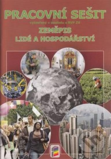Bthestar.it Zeměpis 9 - Lidé a hospodářství (pracovní sešit) Image