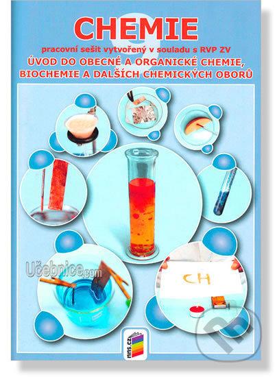 Fatimma.cz Chemie 9 - Úvod do obecné a organické chemie (pracovní sešit) Image