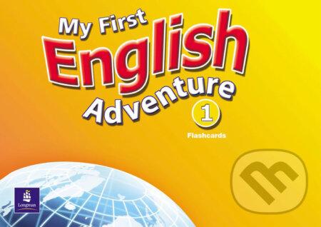 My First English Adventure 1 - Mady Musiol