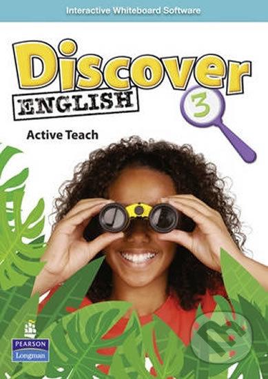 Discover English 3 DVD