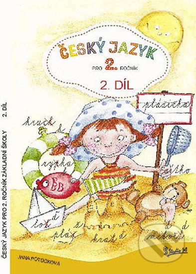 Interdrought2020.com Český jazyk pro 2. ročník základní školy - 2. díl Image