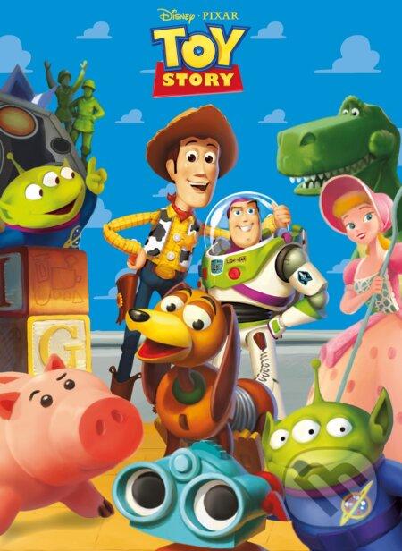 Kouzelné čtení: Toy Story -