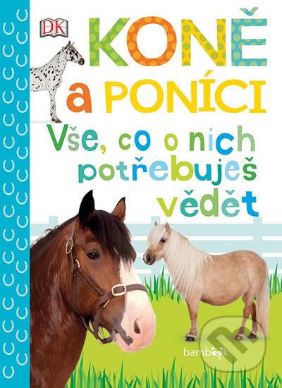Koně a poníci - Andrea Millsová