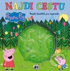Najdi cestu Peppa Pig - Jiří Models