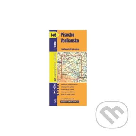 Fatimma.cz 1: 70T(146)-Písecko,Vodňansko (cyklomapa) Image