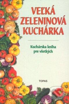Fatimma.cz Veľká zeleninová kuchárka Image