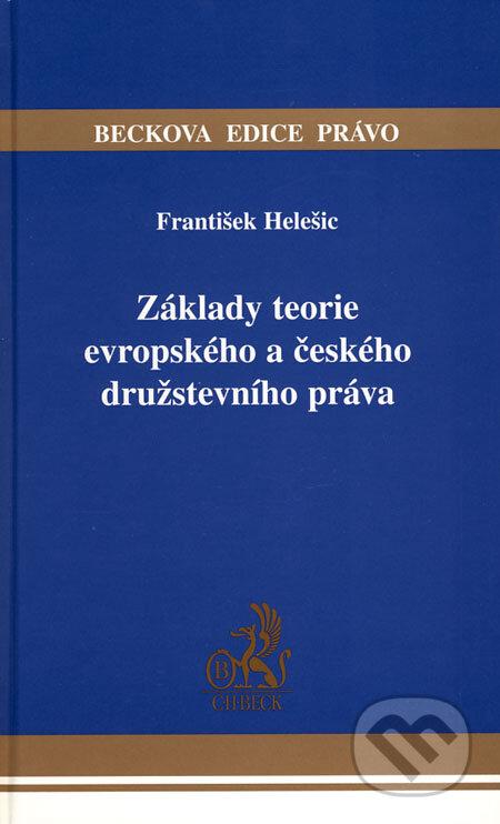 Siracusalife.it Základy teorie evropského a českého družstevního práva Image