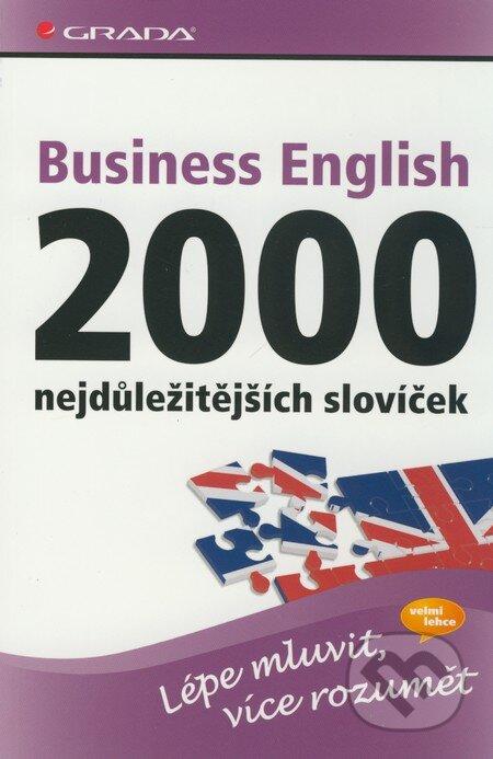 Fatimma.cz Business English – 2000 nejdůležitějších slovíček Image