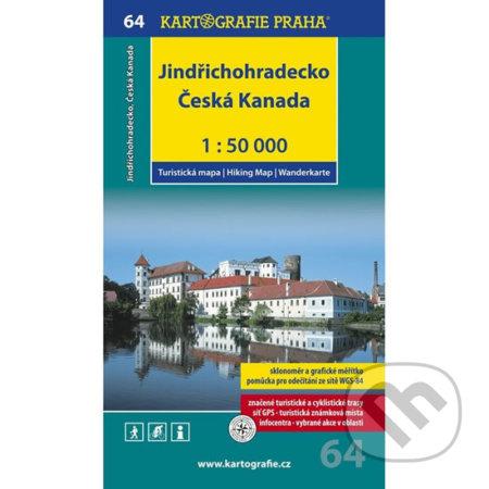 Peticenemocnicesusice.cz Jindřichohradecko,Česká Kanada (turistická mapa) Image