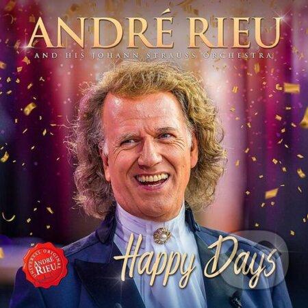 André Rieu: Happy Days - André Rieu